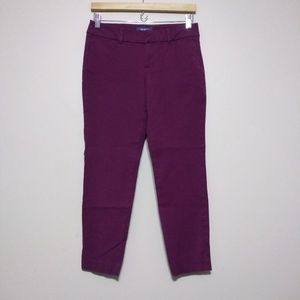Old Navy pixie pants size 4